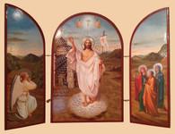 Resurrection Triptych #03