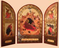 Nativity Triptych #01