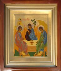 Trinity Icon #02 (Silkscreen)