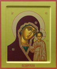Kazan Icon #04