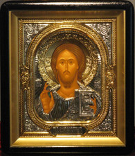 Savior Icon #01 (Mounted)