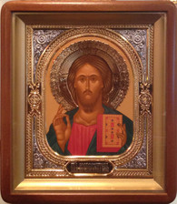 Savior Icon #02 (Mounted)