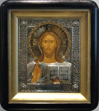 Savior Icon #05 (Mounted)