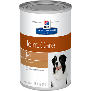 Hill's Canine j/d (12 x 13 oz. Cans)