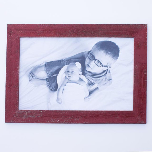 Home Wall Decor Picture Frames u0026 Displays 20x30 Barnwood Picture Frame