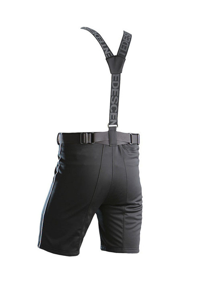 Descente Soft Shell Half Pant - Back View