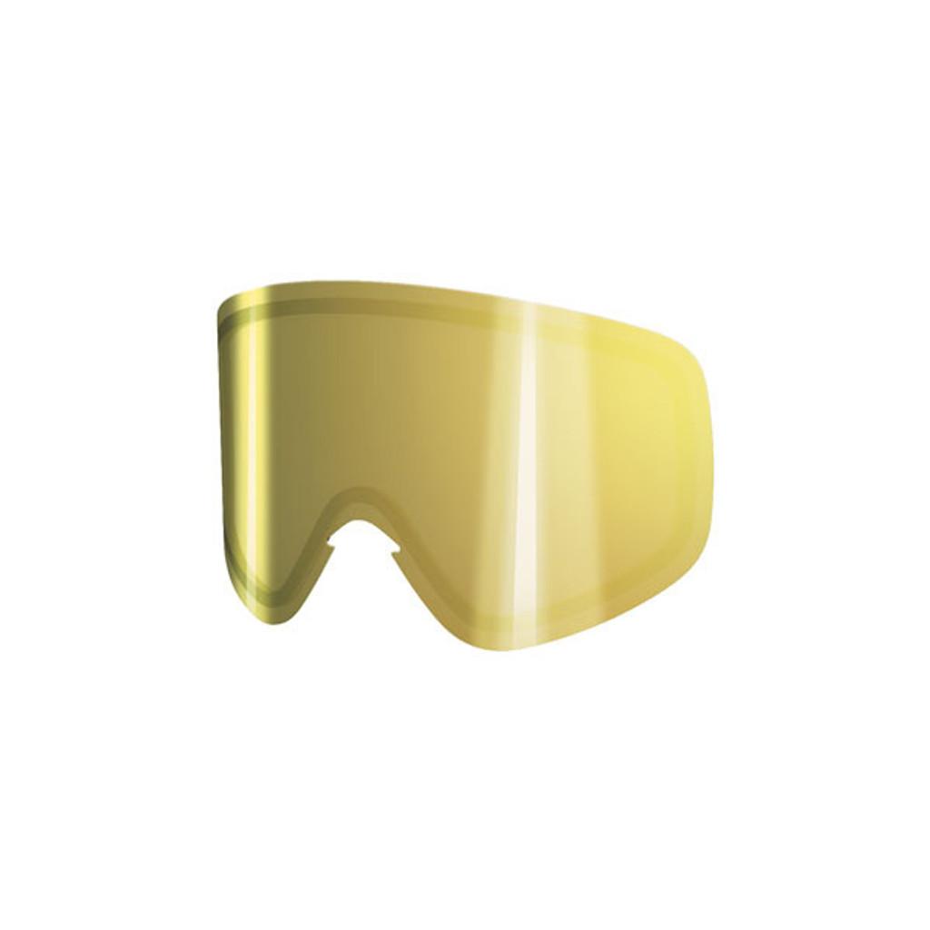 POC Retina Lens Clear Gold Mirror