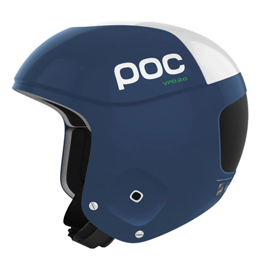 POC Skull Orbic Comp Lead Blue