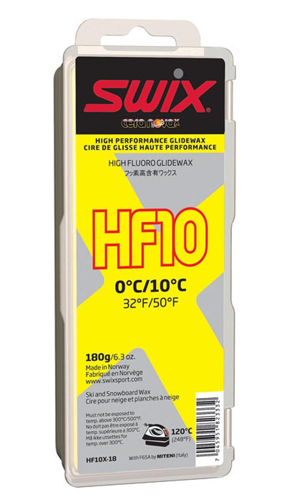 Swix HF10X Wax 180g