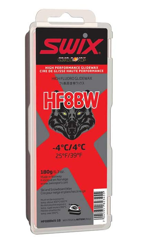 Swix HF8BWX High Fluoro Wax 180g