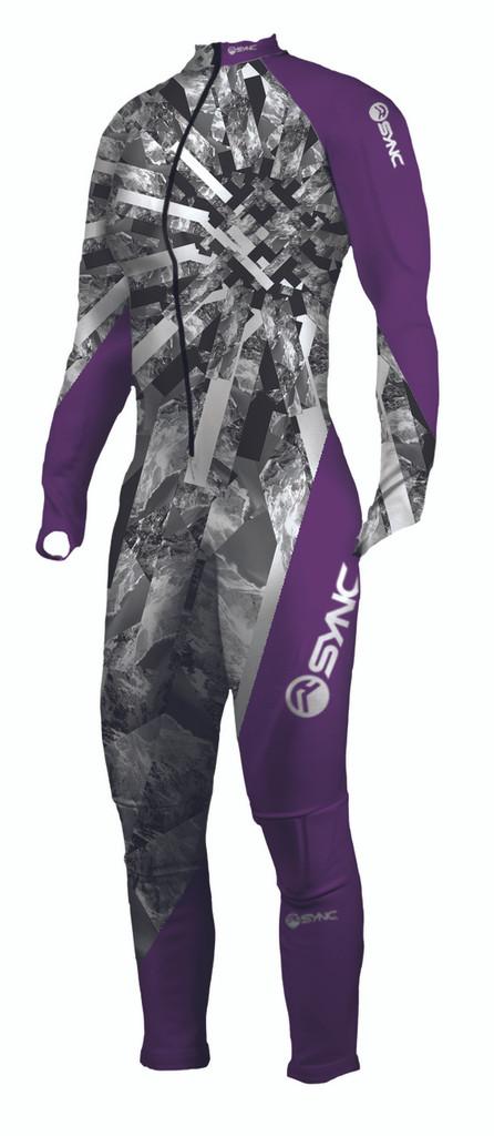 Sync Empyreal Jr Suit - Purple