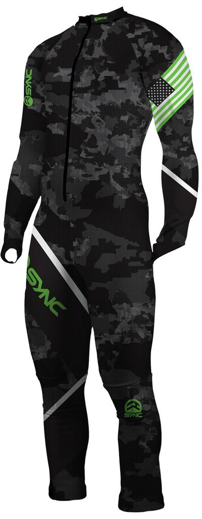 Sync National GS Race Suit