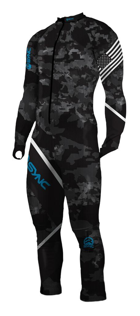 Sync National JR GS Race Suit