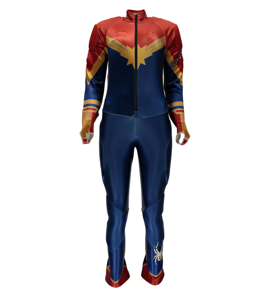 SPYDER WOMEN'S PERFORMANCE MARVEL GS RACE SUIT