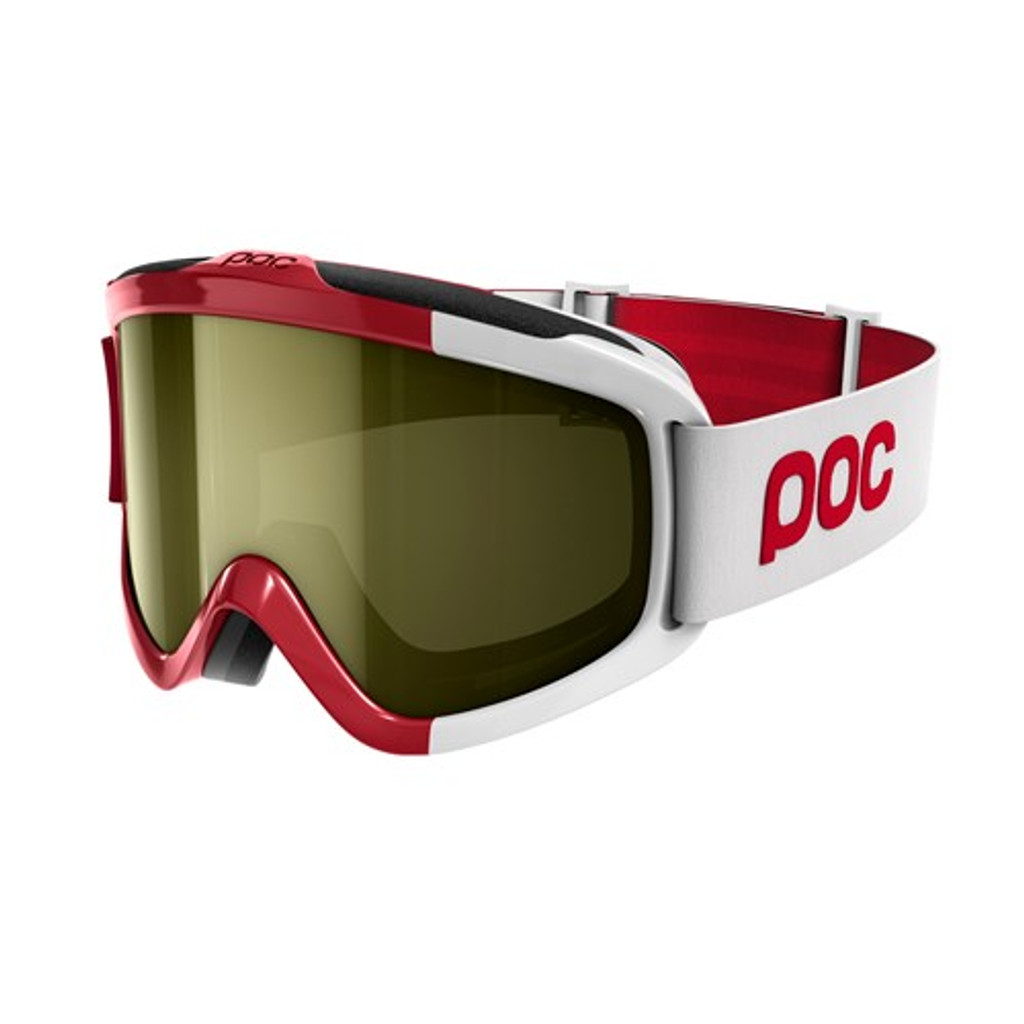 POC Iris Comp Goggles - Glucose Red