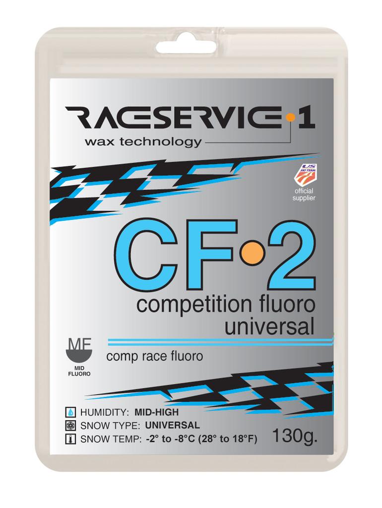 RaceService 1 CF2 Wax 130g