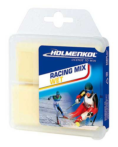 Holmenkol Racing Mix Wet Wax