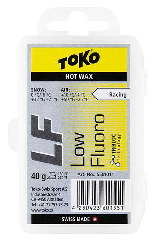 Toko Tribloc LF Hot Wax