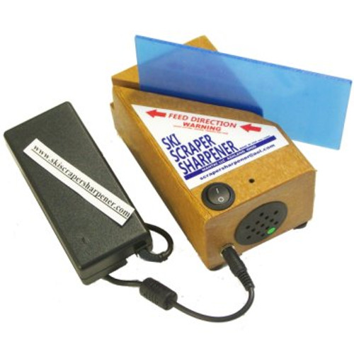 Mantac Electric Wax Scraper Sharpener