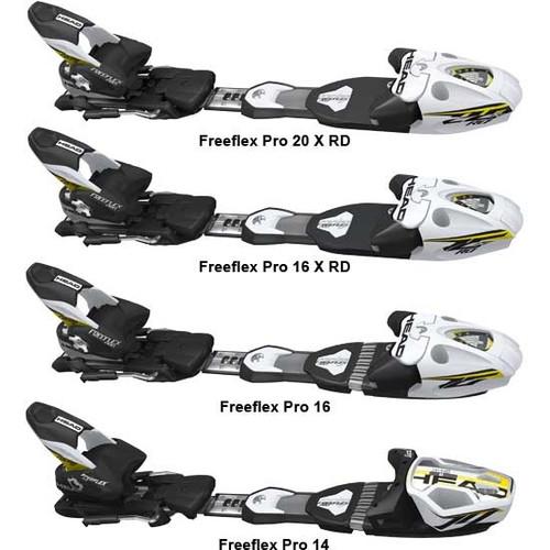 2011 Fischer Binding Z17 Freeflex