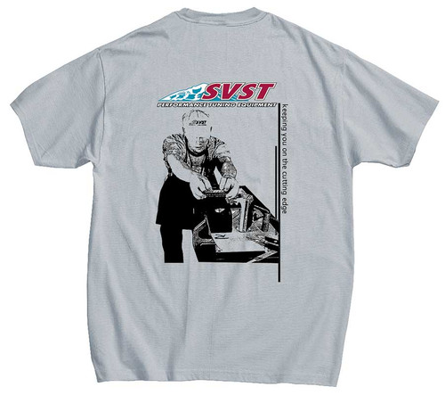 SVST Tech T-Shirt - Back View