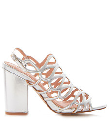 GC SHOES  Posh Rose Silver