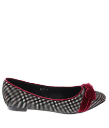 GC Shoes Patti Burgundy