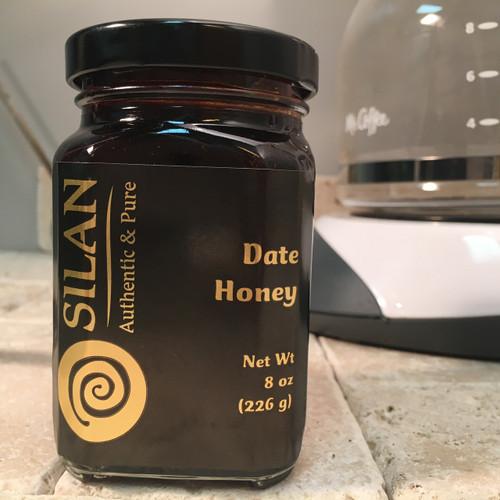 Silan (100% Pure Date Honey) - 8 oz. Jar