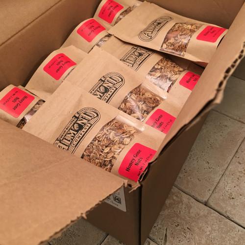 10 Bag Homemade Granola Sampler- (2 oz. resealables)