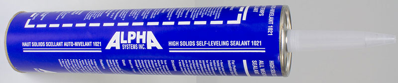 Alpha Self Leveling Sealant Rv Parts Nation
