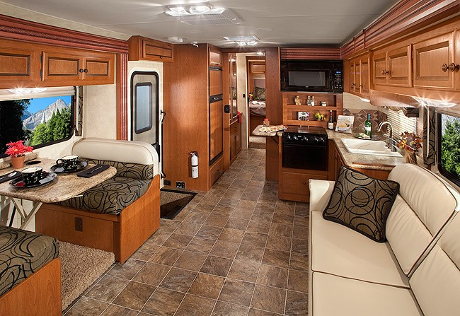 Image result for wood rv internal