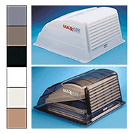 Maxxair Vent Cover Shell White