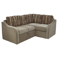 Theatre Seating with Sleeper & Storage