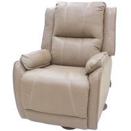"31"" Light Sepia RV Swivel Recliner"
