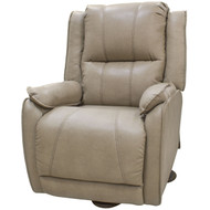 "31"" Umber RV Swivel Recliner"
