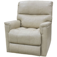 "31"" Cream RV Swivel Recliner"