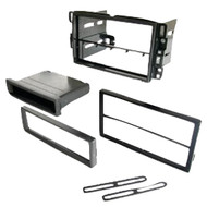 Jensen Double Din w/ Pocket ISO Mount Bracket