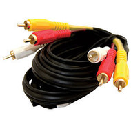 Jensen Stereo/Composite Video Cable