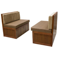RV Dinette Set Two-Toned Tan