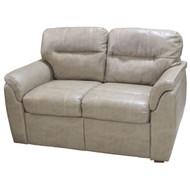 """57"""" Taupe RV Tri-Fold Sofa"""