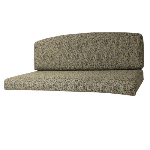 Tan Pattern RV Dinette Replacement Cushions