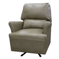 "30-1/2"" Sand RV Swivel Rocker Chair"