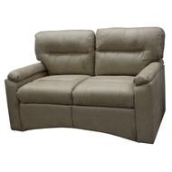 "59"" Sand RV Tri-Fold Sleeper Sofa"