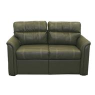 "60"" Taupe TriFold Sleeper Sofa"