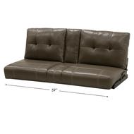 "RV Flip Sofa 59"" - Chevron"