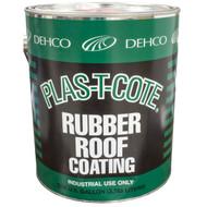 Plas-T-Cote Rubber Roof Coating