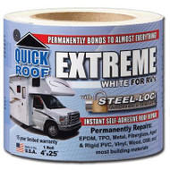 """Quick Roof Extreme 4"""" Wide X 25' Long"""