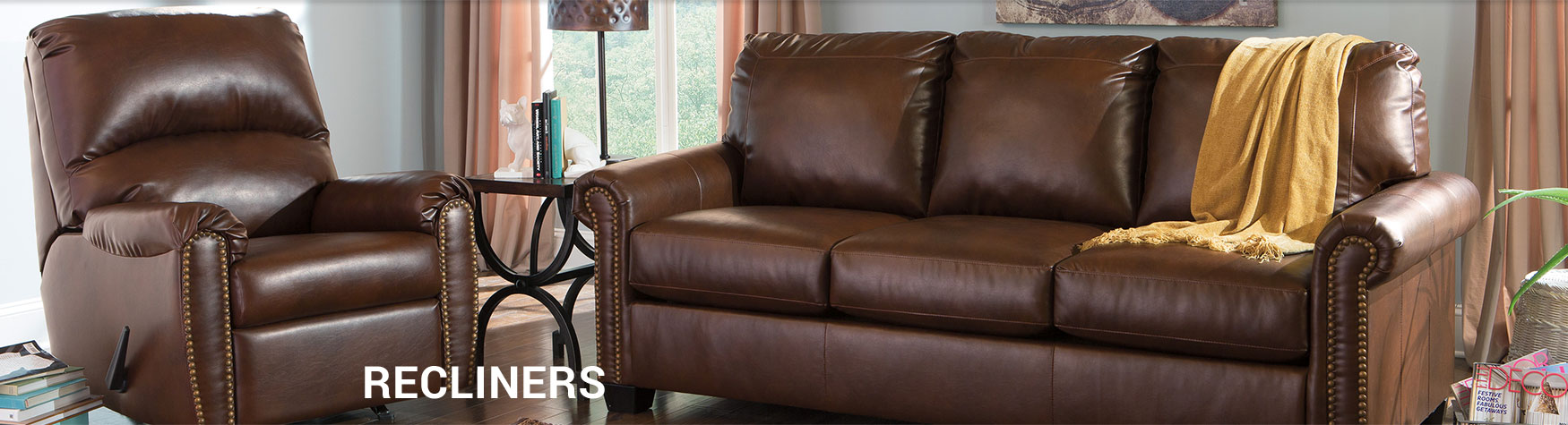 Living Room - Recliners - Spokane Furniture Company