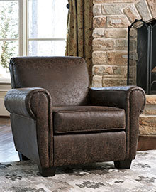 Merveilleux Leather U0026 Leather Like · Upholstered · Armless Chairs ...