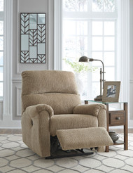 McTeer Mocha Power Recliner